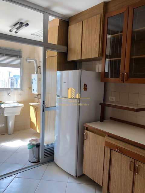 Apartamento com 2 dorms, Chácara Santo Antônio (Zona Sul), São Paulo - R$ 720 mil, Cod: 1544