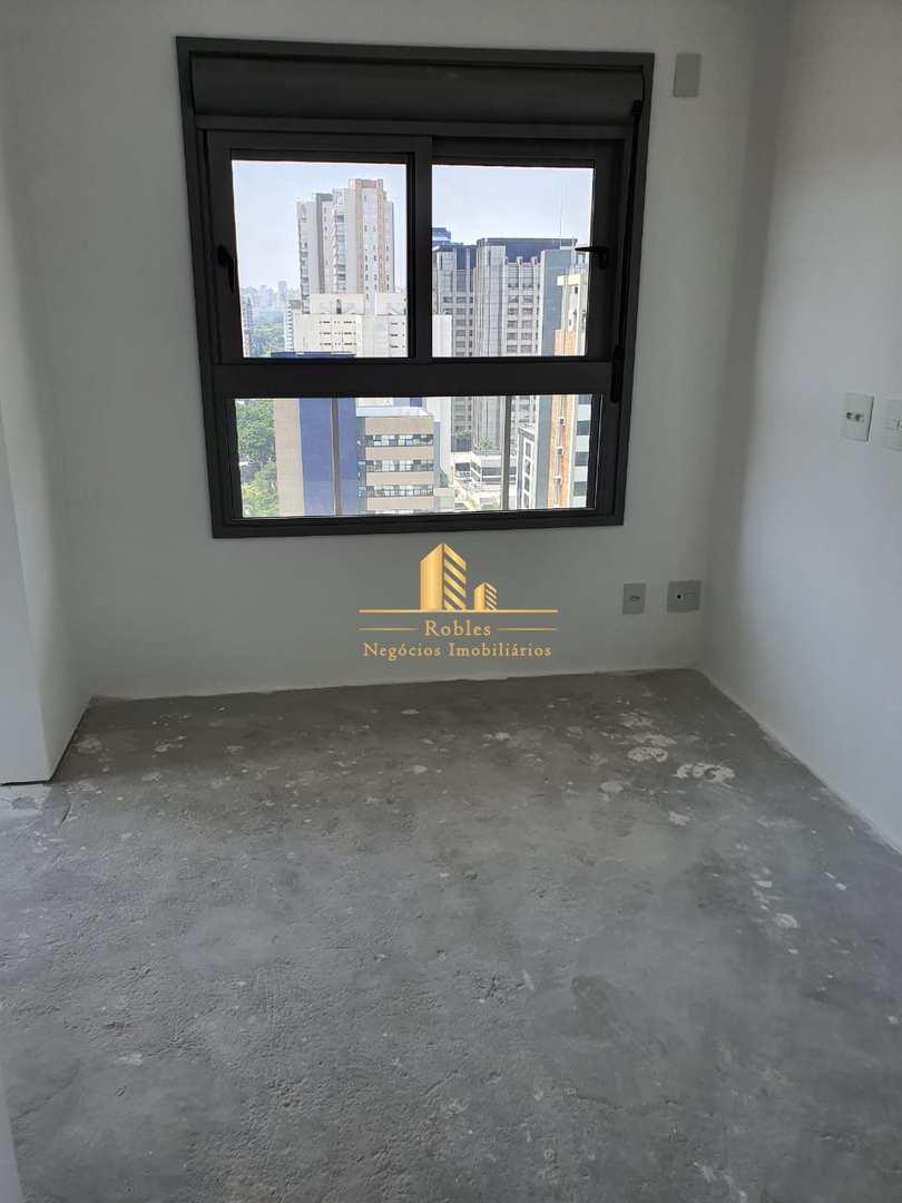 Apartamento com 2 dorms, Moema, São Paulo - R$ 1.34 mi, Cod: 1547