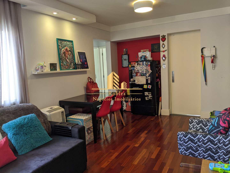 Apartamento com 2 dorms, Brooklin Paulista, São Paulo - R$ 800 mil, Cod: 1552