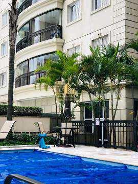 Apartamento com 3 dorms, Vila Mariana, São Paulo - R$ 954 mil, Cod: 1561