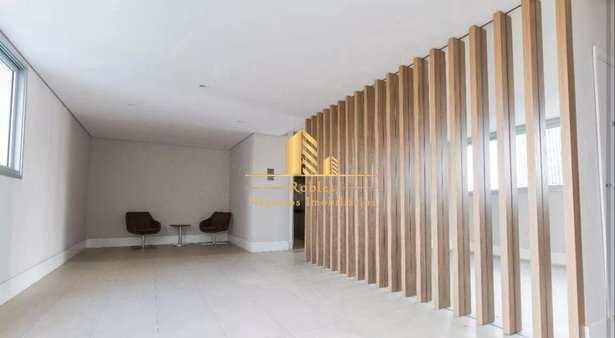 Studio com 1 dorm, Chácara Santo Antônio (Zona Sul), São Paulo - R$ 750 mil, Cod: 1568