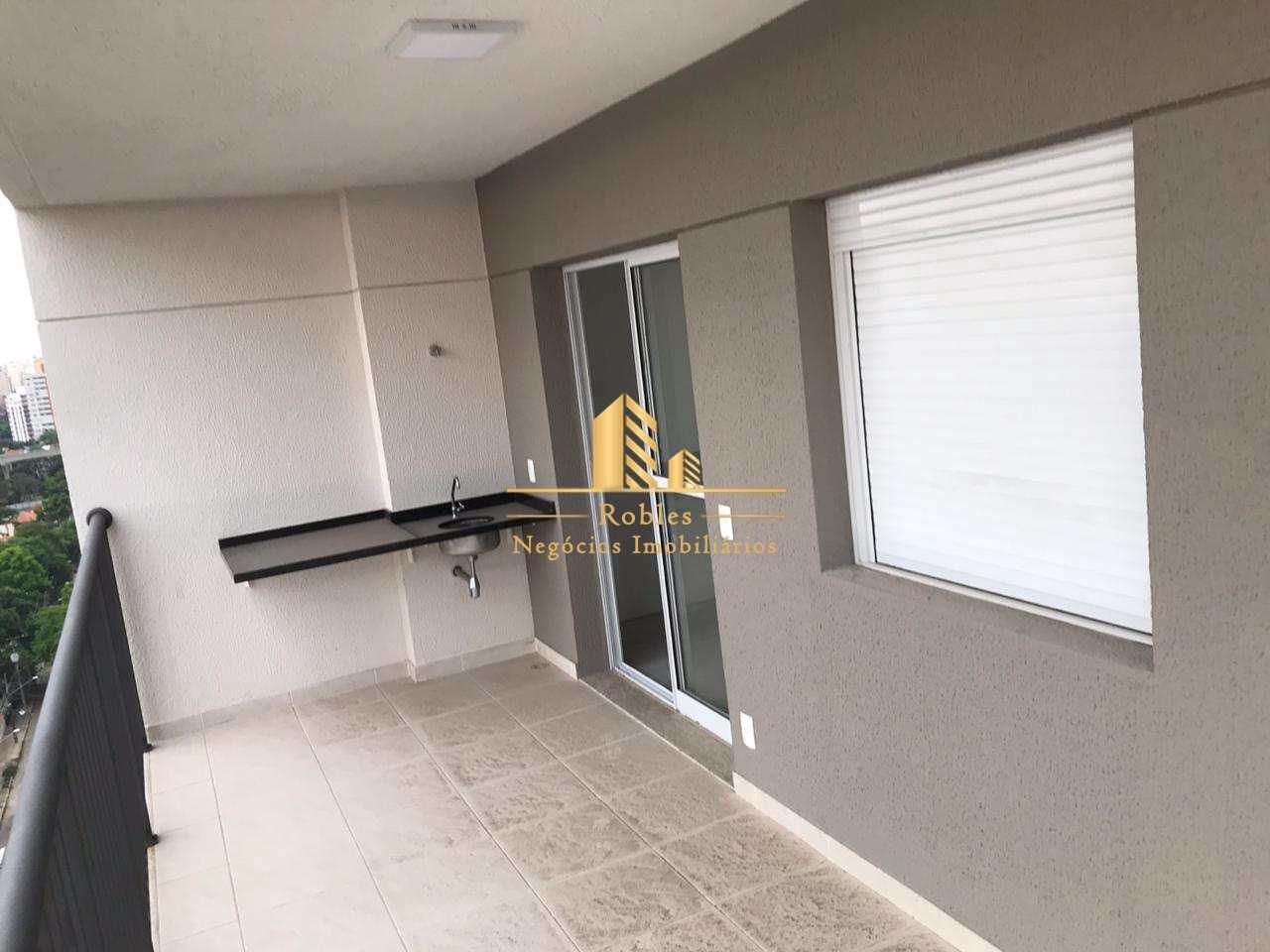 Apartamento com 1 dorm, Brooklin, São Paulo - R$ 940 mil, Cod: 1572
