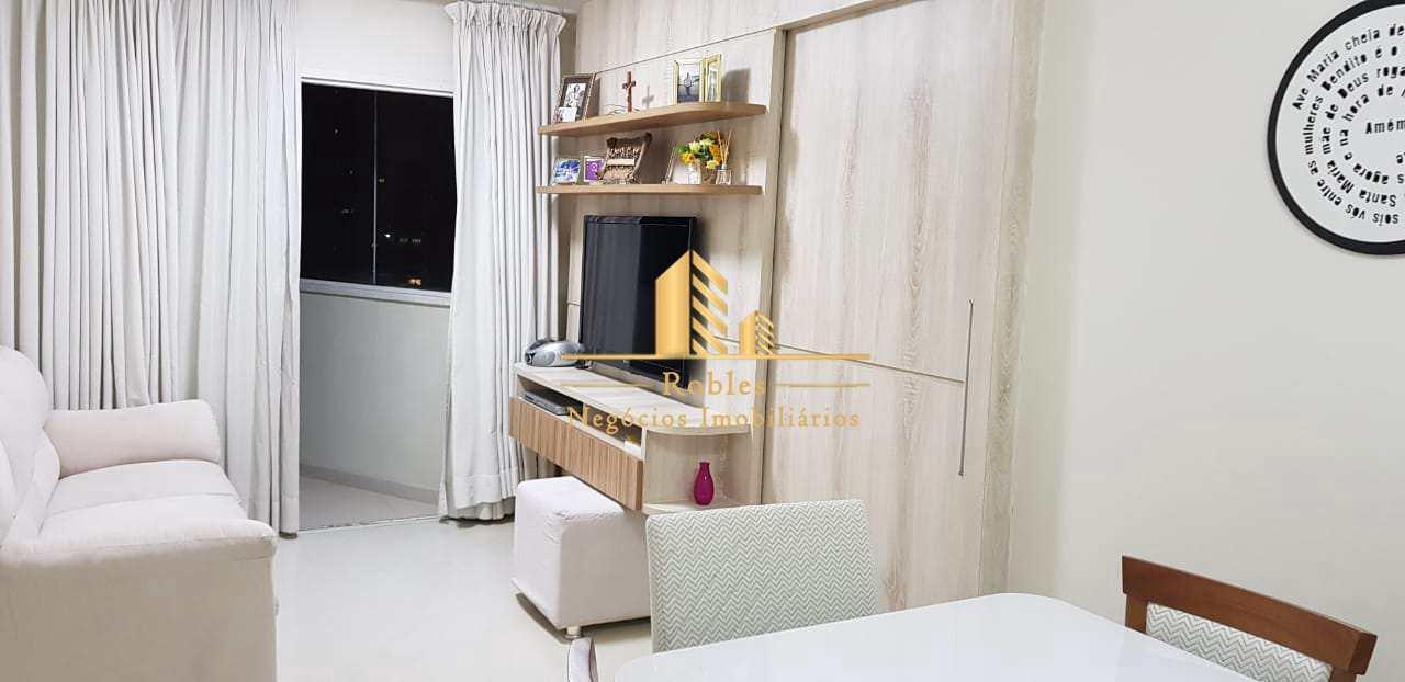 Apartamento com 2 dorms, Campo Belo, São Paulo - R$ 590 mil, Cod: 1583