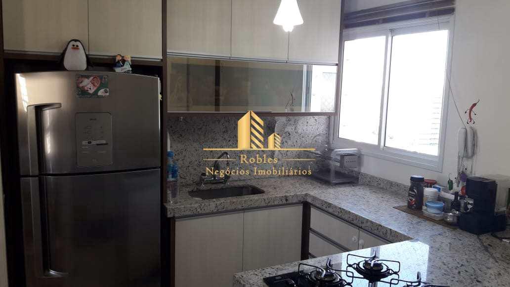 Apartamento com 2 dorms, Chácara Santo Antônio, São Paulo - R$ 1.05 mi, Cod: 1592