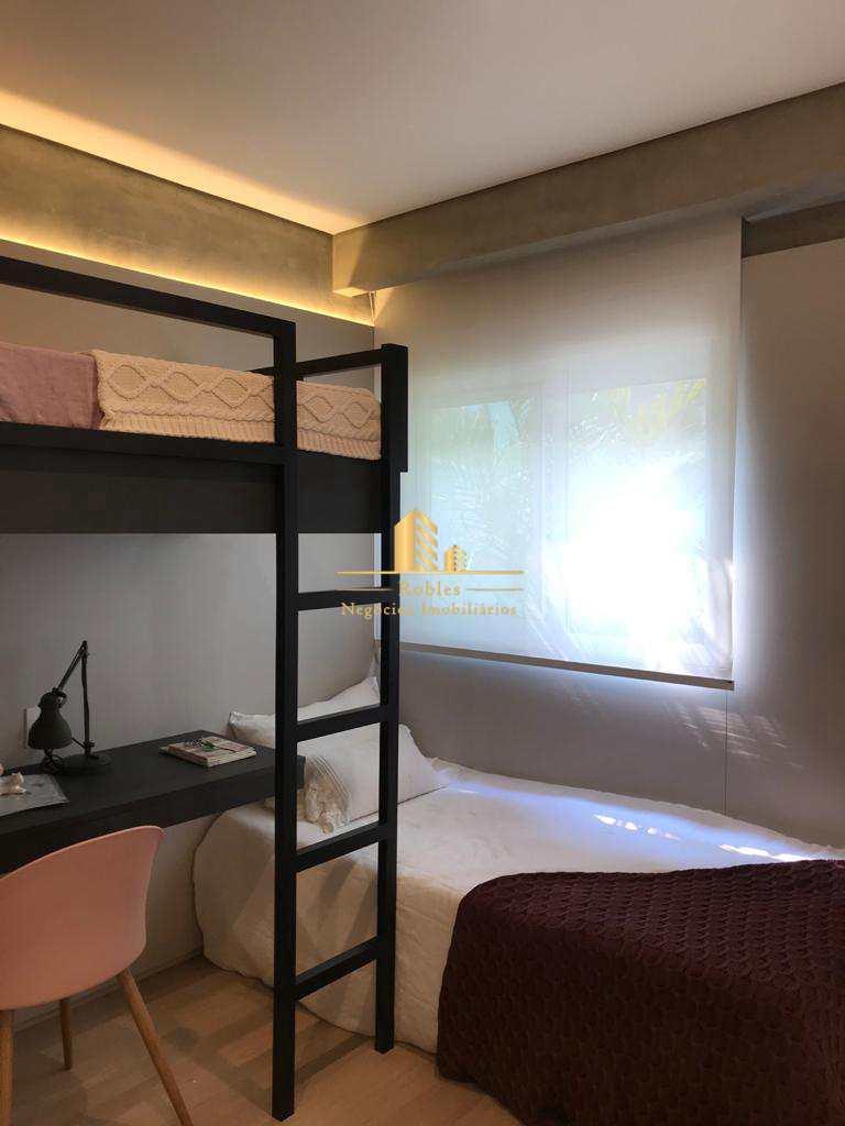 Apartamento com 2 dorms, Moema, São Paulo - R$ 1.09 mi, Cod: 1596