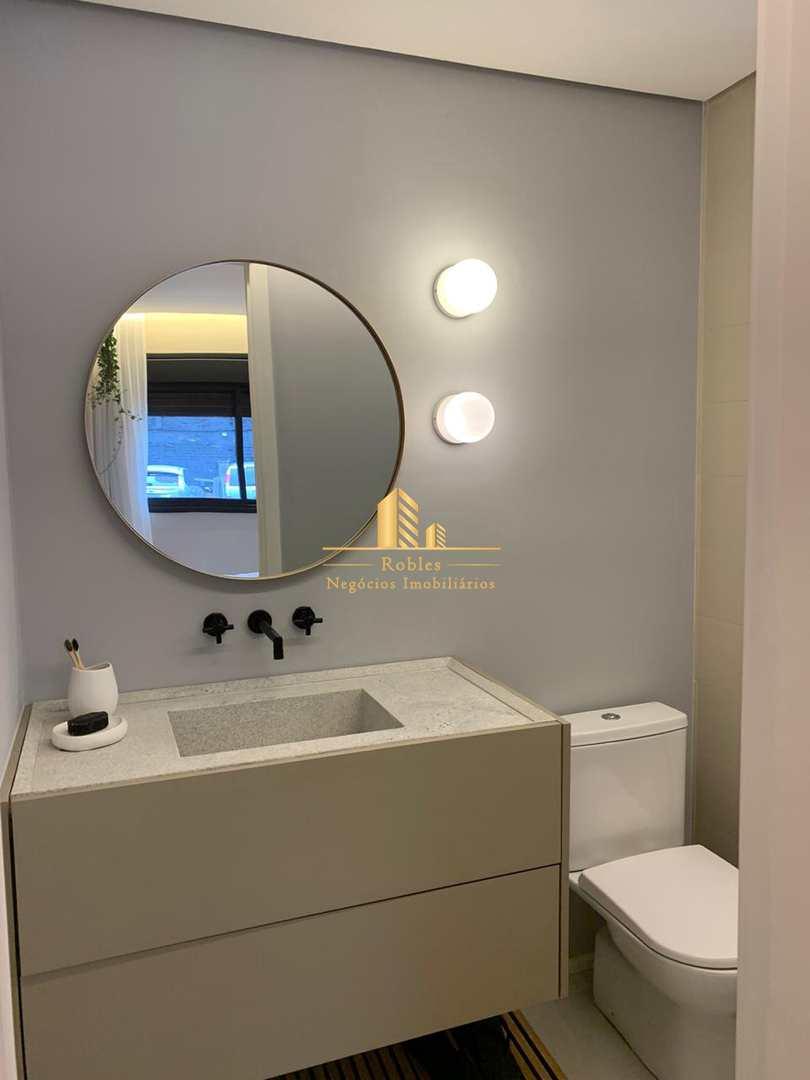 Apartamento com 2 dorms, Campo Belo, São Paulo - R$ 910 mil, Cod: 1599