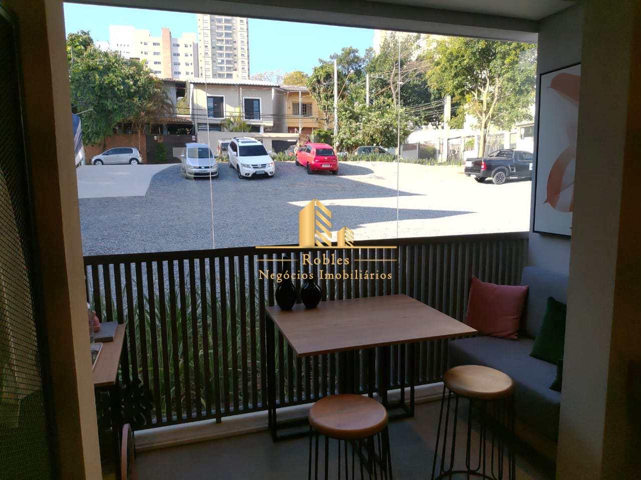 Apartamento com 1 dorm, Brooklin, São Paulo - R$ 315 mil, Cod: 1601