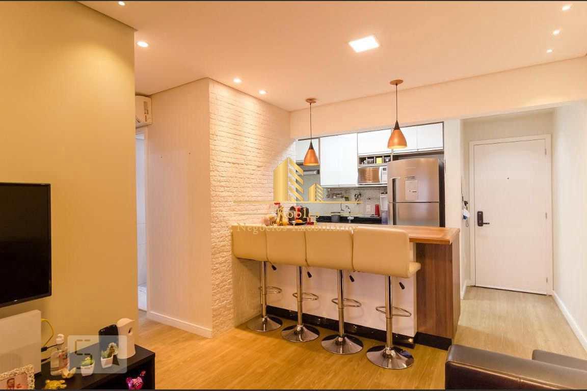 Apartamento com 2 dorms, Vila Mascote, São Paulo - R$ 670 mil, Cod: 1605