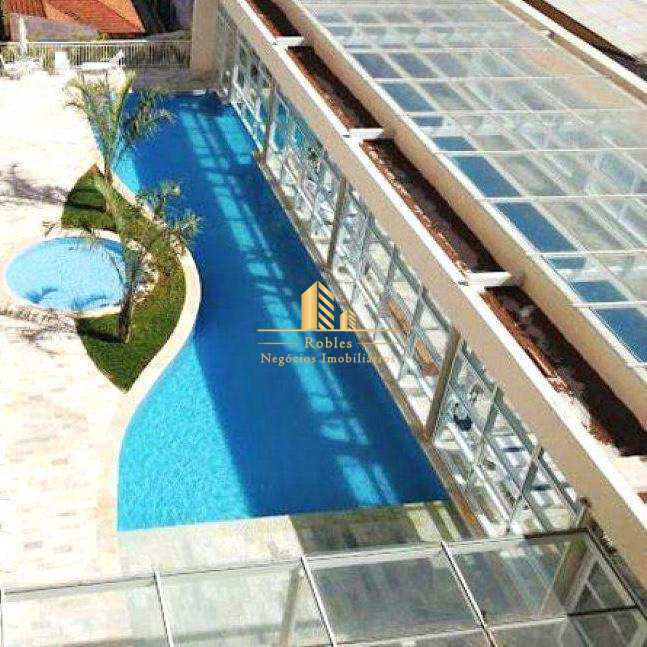 Apartamento com 2 dorms, Granja Julieta, São Paulo - R$ 850 mil, Cod: 1617