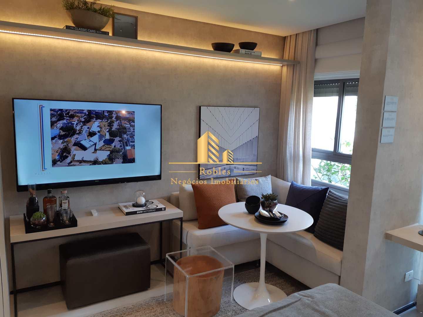 Studio com 1 dorm, Campo Belo, São Paulo - R$ 313 mil, Cod: 1631