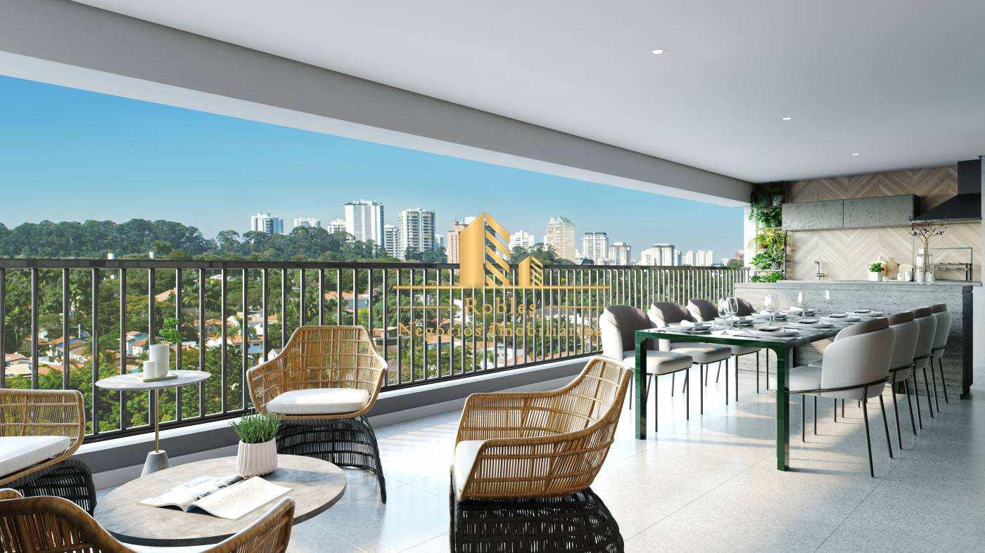 Apartamento com 3 dorms, Santo Amaro, São Paulo - R$ 2.5 mi, Cod: 1633