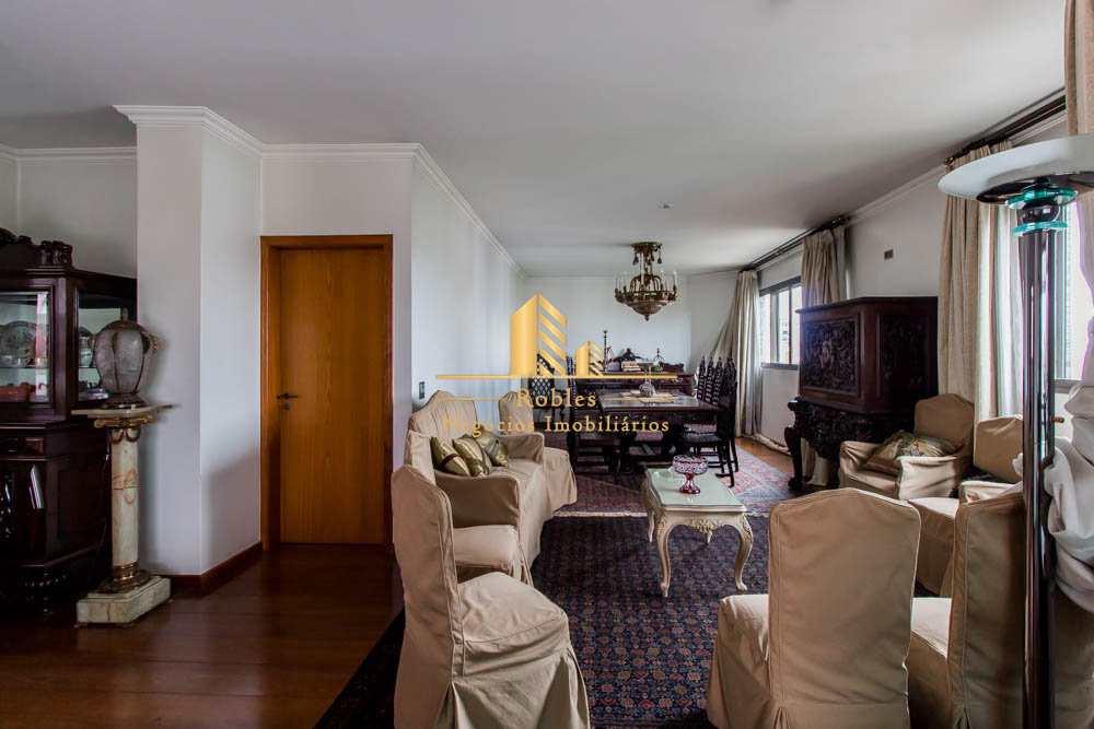 Apartamento com 4 dorms, Moema, São Paulo - R$ 2.29 mi, Cod: 1641