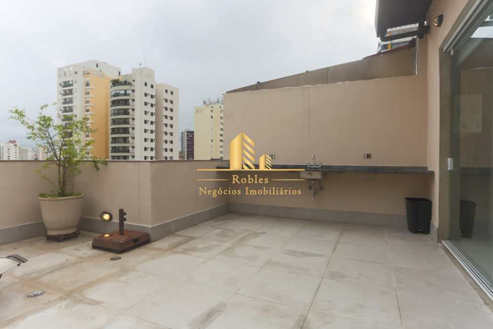 Cobertura com 1 dorm, Vila Olímpia, São Paulo - R$ 1.72 mi, Cod: 1655