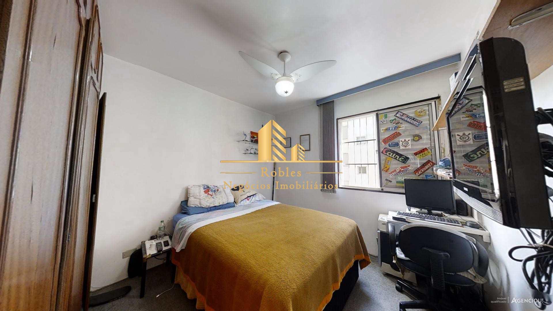 Apartamento com 3 dorms, Moema, São Paulo - R$ 800 mil, Cod: 1660
