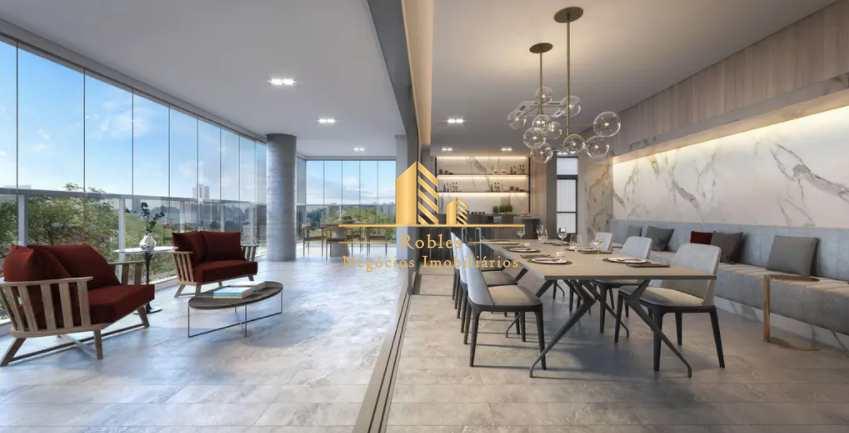 Apartamento com 4 dorms, Campo Belo, São Paulo - R$ 3.3 mi, Cod: 1667