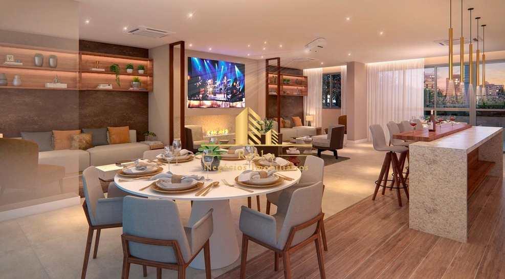 Apartamento com 2 dorms, Moema, São Paulo - R$ 1 mi, Cod: 1669