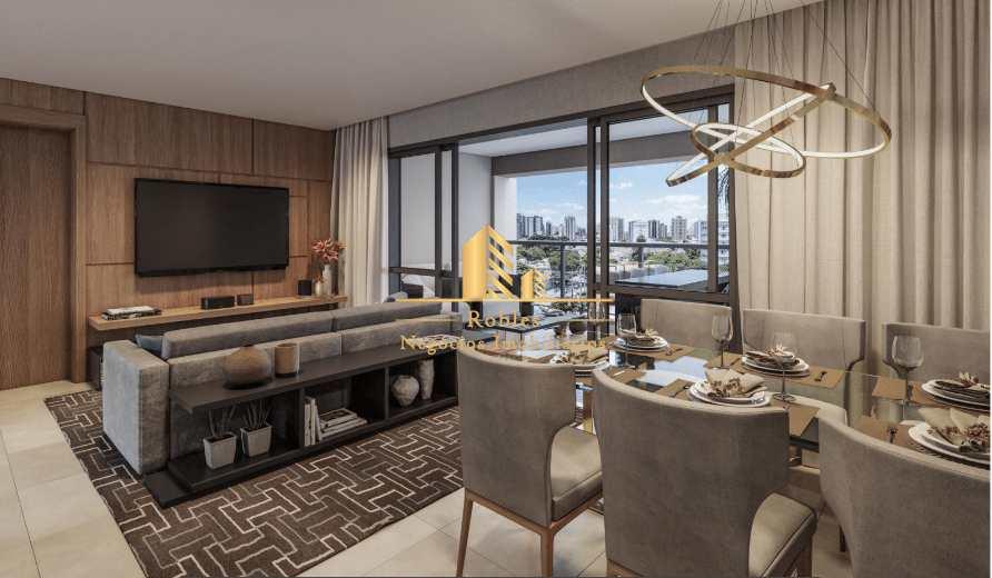 Apartamento com 3 dorms, Vila Mariana, São Paulo - R$ 2.06 mi, Cod: 1677