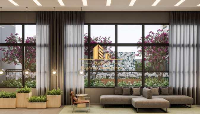 Apartamento com 3 dorms, Brooklin, São Paulo - R$ 995 mil, Cod: 1691