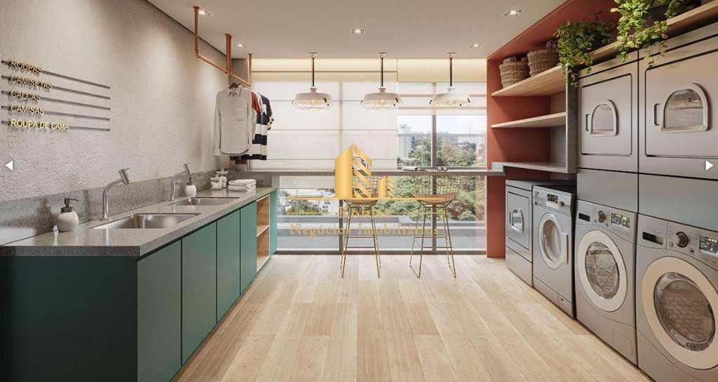 Apartamento com 1 dorm, Indianópolis, São Paulo - R$ 400 mil, Cod: 1693