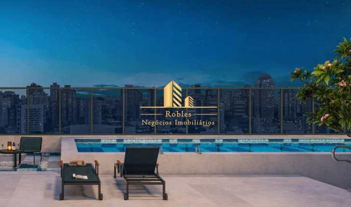 Apartamento com 2 dorms, Brooklin Paulista, São Paulo - R$ 980 mil, Cod: 1694