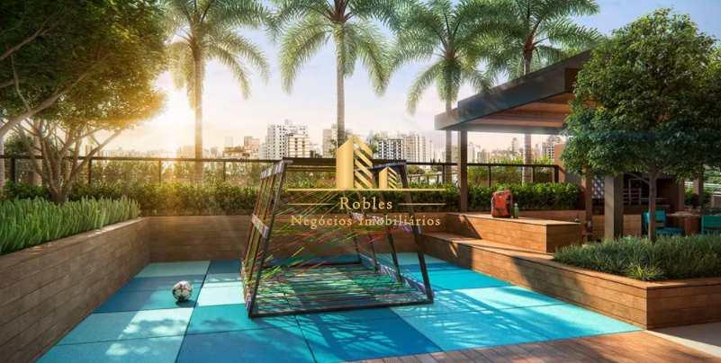 Apartamento com 1 dorm, Moema, São Paulo - R$ 1.08 mi, Cod: 1700
