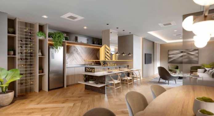 Apartamento com 3 dorms, Campo Belo, São Paulo - R$ 1.5 mi, Cod: 1702
