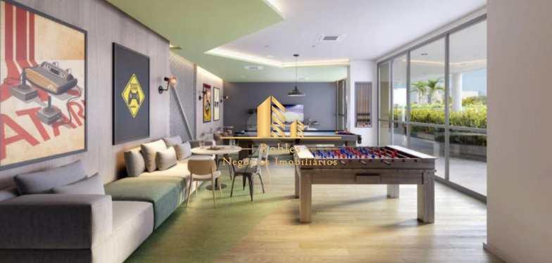 Apartamento com 2 dorms, Campo Belo, São Paulo - R$ 1.2 mi, Cod: 1703