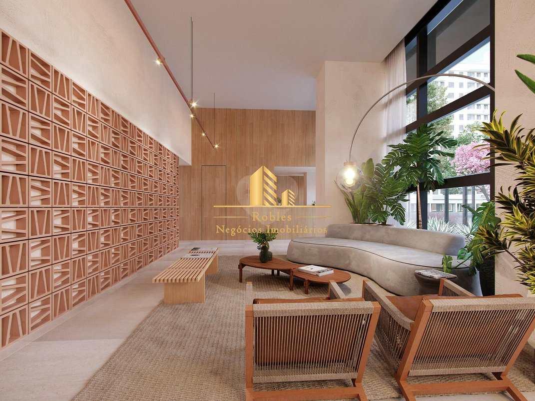 Apartamento com 1 dorm, Campo Belo, São Paulo - R$ 370 mil, Cod: 1704