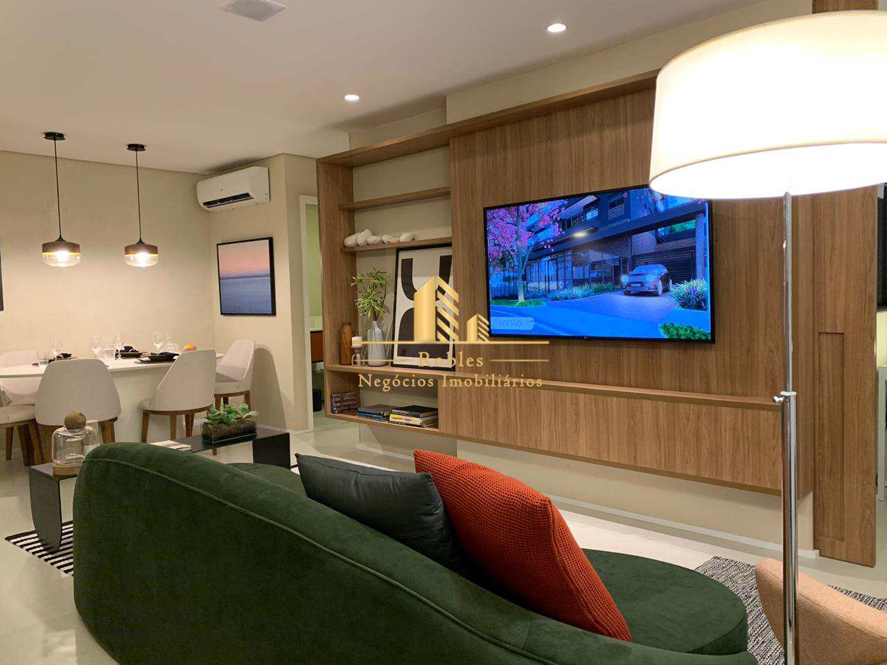 Apartamento com 2 dorms, Campo Belo, São Paulo - R$ 900 mil, Cod: 1705