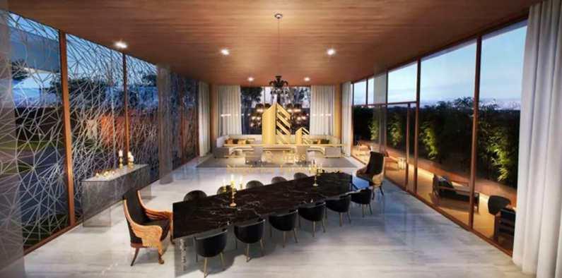 Apartamento com 4 dorms, Vila Olímpia, São Paulo - R$ 8.9 mi, Cod: 1711