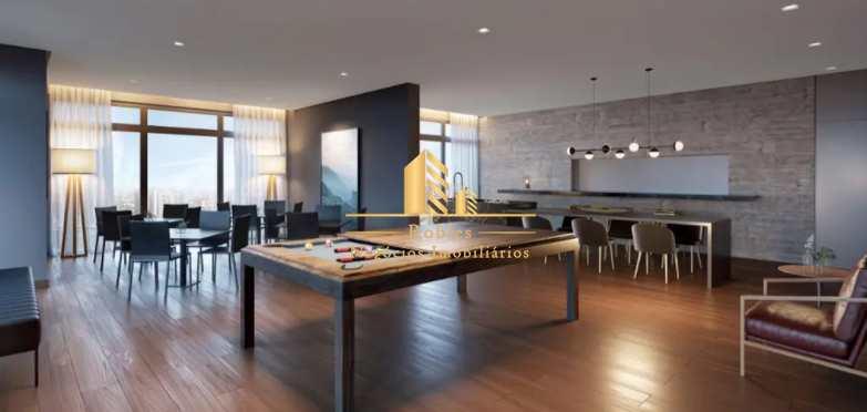 Apartamento com 1 dorm, Santo Amaro, São Paulo - R$ 600 mil, Cod: 1715