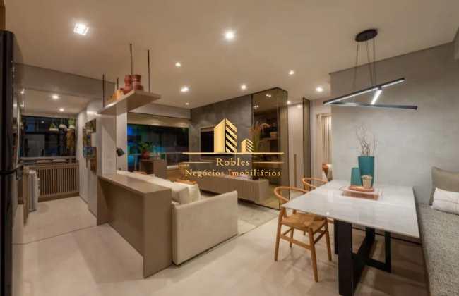 Apartamento com 2 dorms, Alto da Boa Vista, São Paulo - R$ 870 mil, Cod: 1716