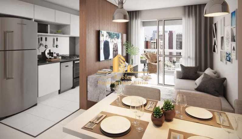 Apartamento com 3 dorms, Chácara Santo Antônio (Zona Sul), São Paulo - R$ 946 mil, Cod: 1728