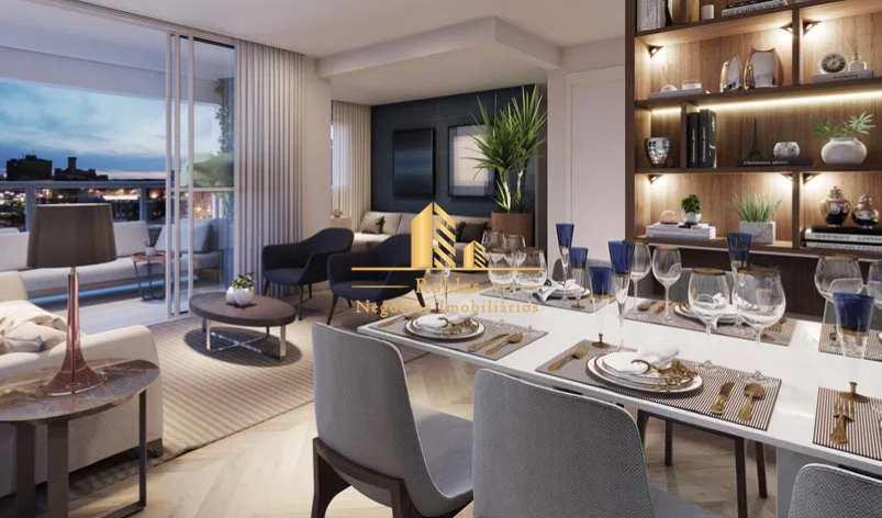 Apartamento com 3 dorms, Ibirapuera, São Paulo - R$ 2.86 mi, Cod: 1730