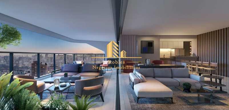 Apartamento com 3 dorms, Chácara Santo Antônio, São Paulo - R$ 3.2 mi, Cod: 1733