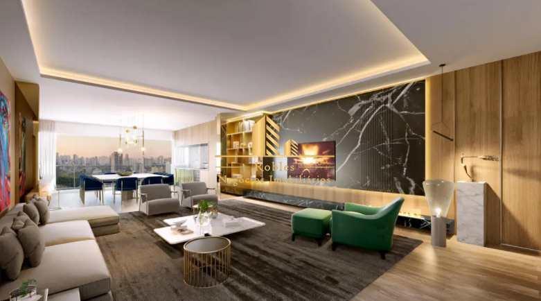 Apartamento com 2 dorms, Brooklin, São Paulo - R$ 1.34 mi, Cod: 1735