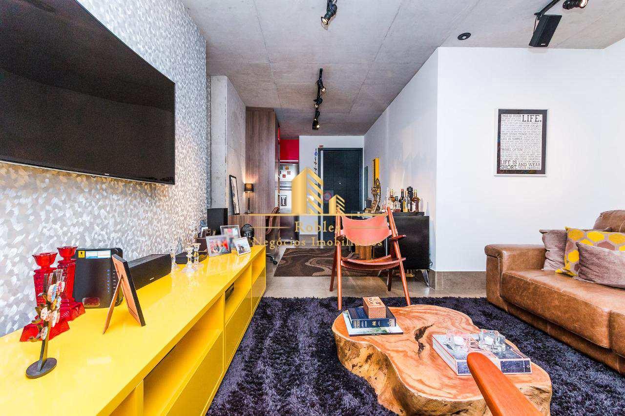 Apartamento com 1 dorm, Jardim das Acácias, São Paulo - R$ 970 mil, Cod: 1738