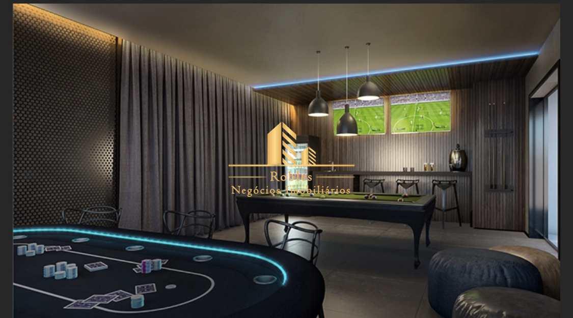 Apartamento com 1 dorm, Brooklin, São Paulo - R$ 340 mil, Cod: 1743