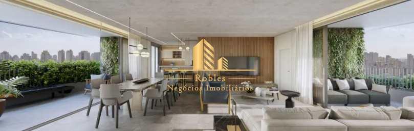 Apartamento com 2 dorms, Vila Olímpia, São Paulo - R$ 2.28 mi, Cod: 1750