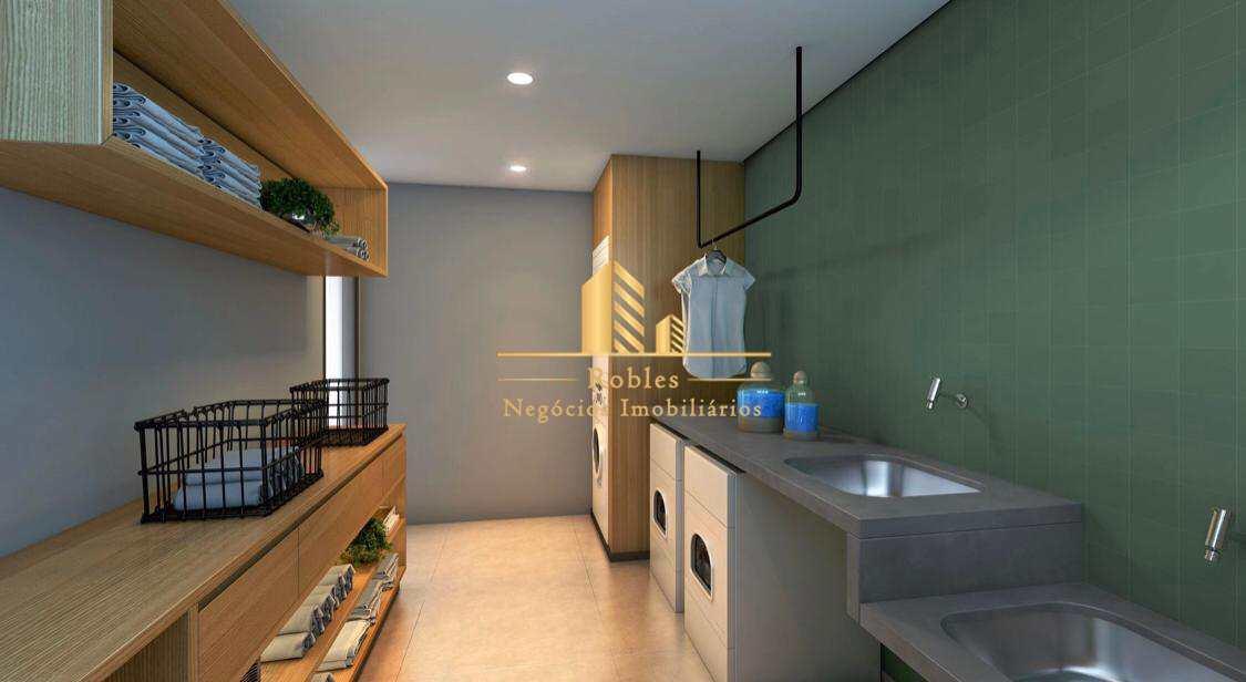 Apartamento com 2 dorms, Brooklin, São Paulo - R$ 800 mil, Cod: 1754