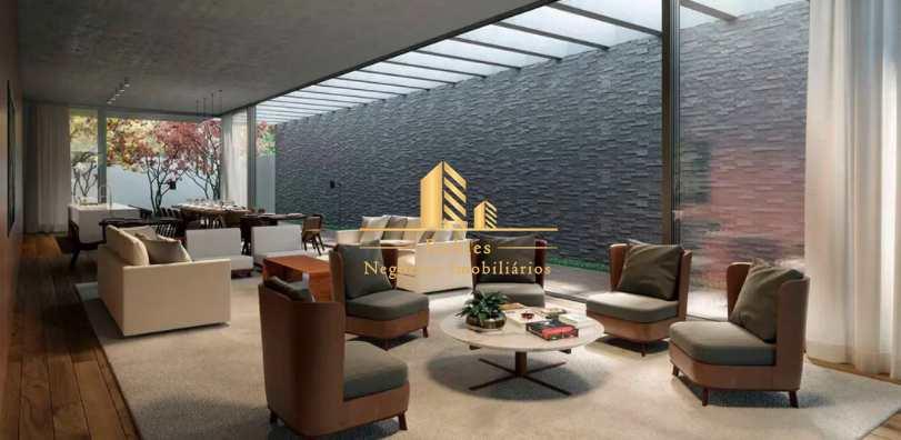 Apartamento com 4 dorms, Brooklin, São Paulo - R$ 2.51 mi, Cod: 1755