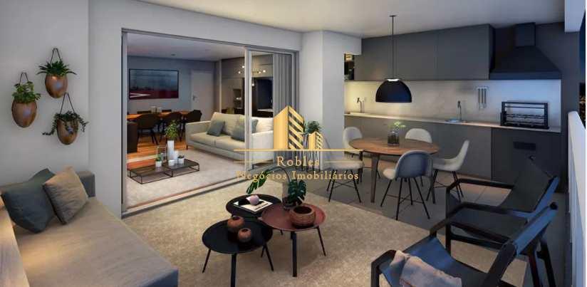 Apartamento com 2 dorms, Indianópolis, São Paulo - R$ 1.2 mi, Cod: 1756
