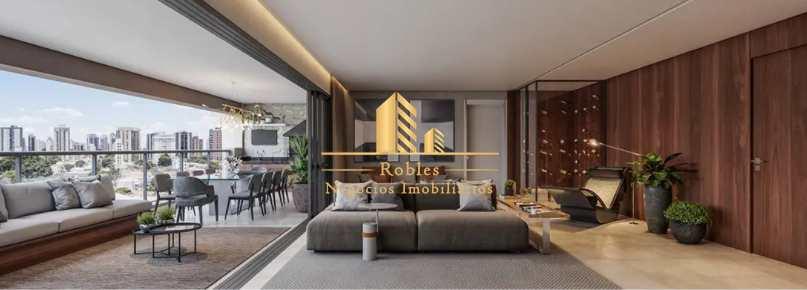Apartamento com 4 dorms, Vila Mariana, São Paulo - R$ 3.05 mi, Cod: 1757