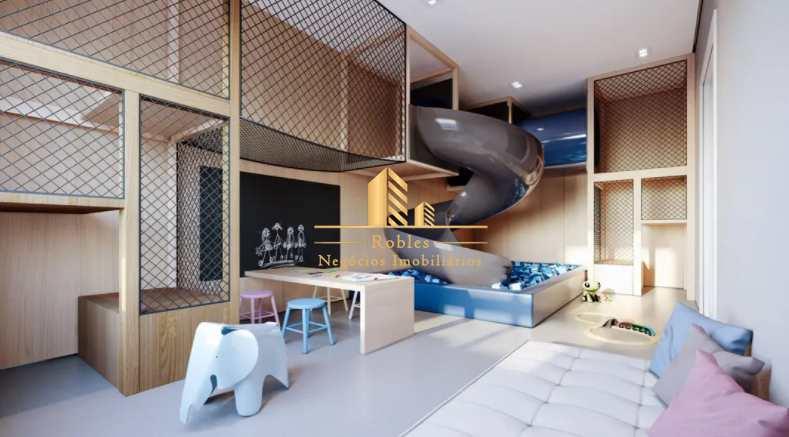 Apartamento com 4 dorms, Chácara Santo Antônio, São Paulo - R$ 1.08 mi, Cod: 1768