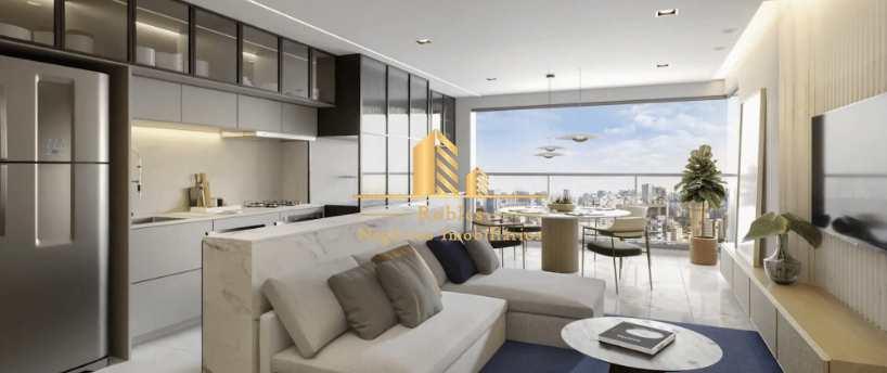 Apartamento com 2 dorms, Campo Belo, São Paulo - R$ 915 mil, Cod: 1777