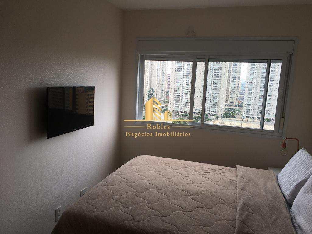 Apartamento com 2 dorms, Granja Julieta, São Paulo - R$ 685 mil, Cod: 1809