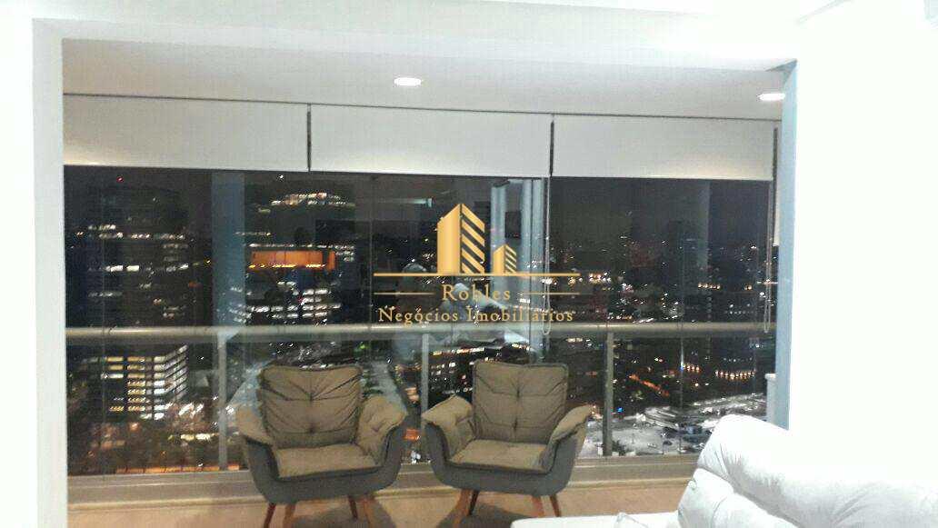 Apartamento com 2 dorms, Santo Amaro, São Paulo, Cod: 1826