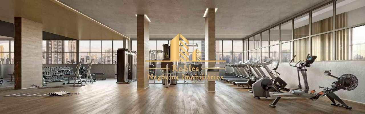 Apartamento com 2 dorms, Santo Amaro, São Paulo - R$ 945 mil, Cod: 1828
