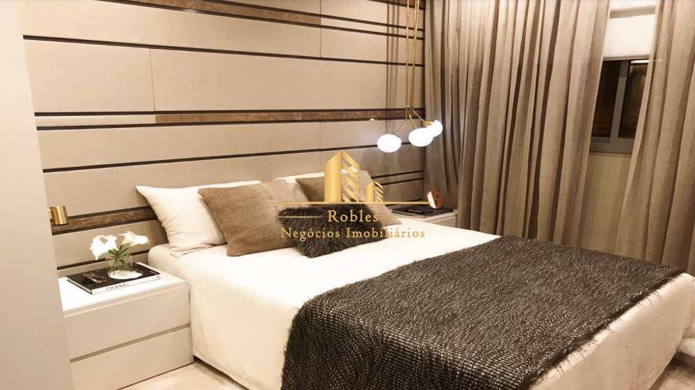 Apartamento com 2 dorms, Moema, São Paulo - R$ 1.01 mi, Cod: 1833