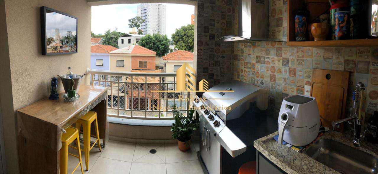 Apartamento com 2 dorms, Bosque da Saúde, São Paulo - R$ 690 mil, Cod: 1851